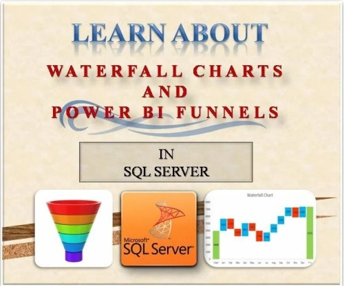 Learn About Waterfall Charts And Power BI Funnels In SQL Server