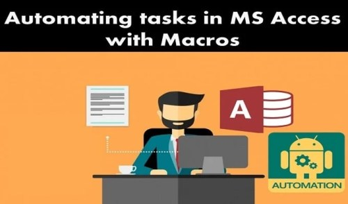 How to Automate Tasks in MS Access with Macros - Data