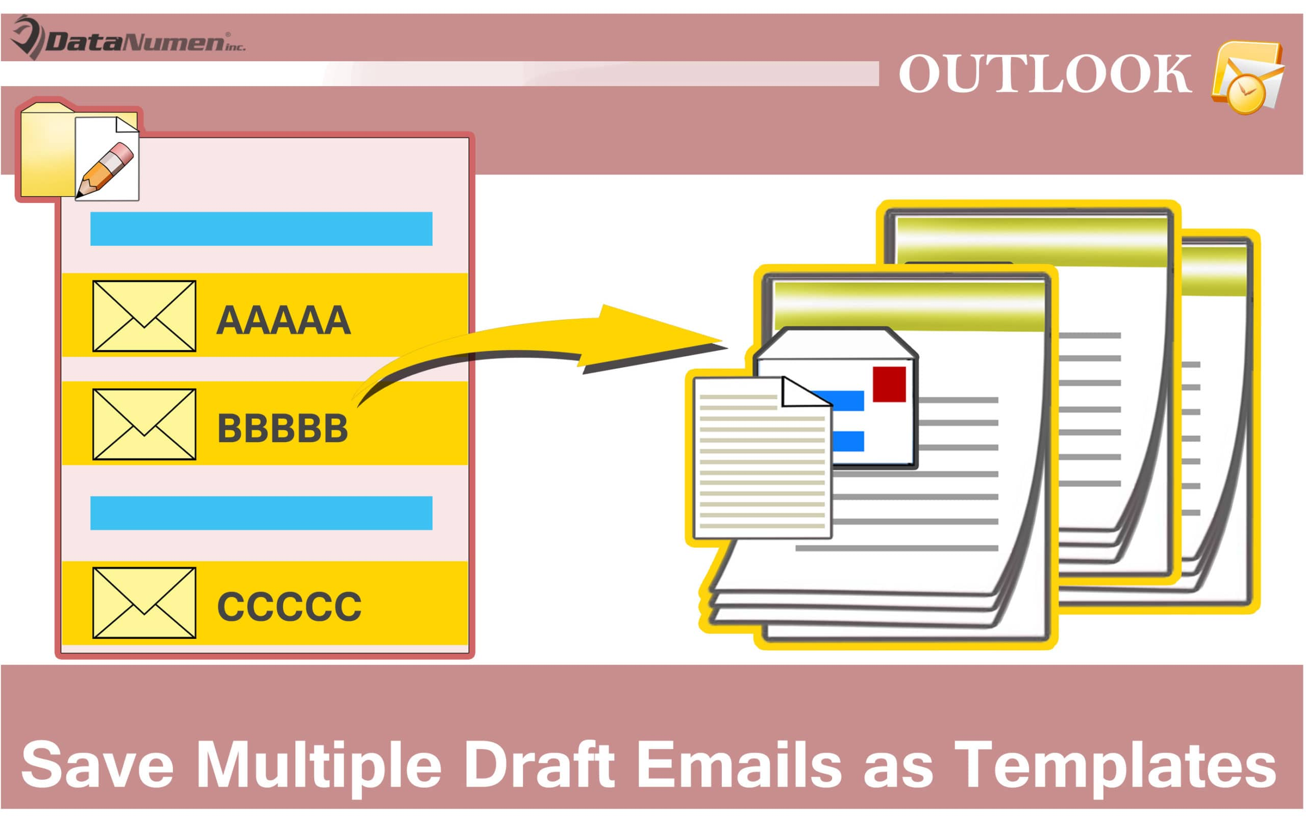 save template in outlook