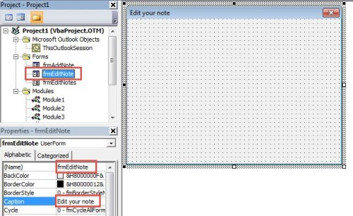 How to Effectively Add Notes to Outlook Emails via VBA