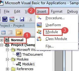 How to Run VBA Code in Your Word - Data Recovery Blog