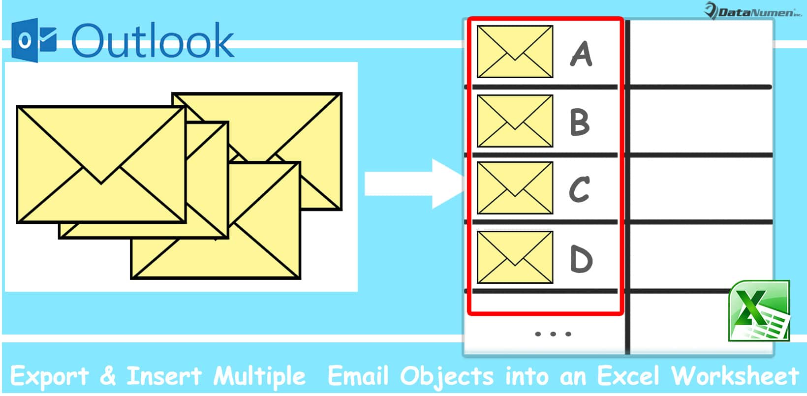 How To Batch Export Amp Insert Multiple Outlook Email