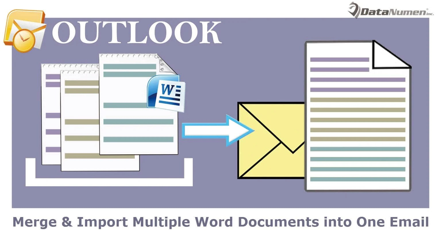 How To Quickly Merge Amp Import Multiple Word Documents Into