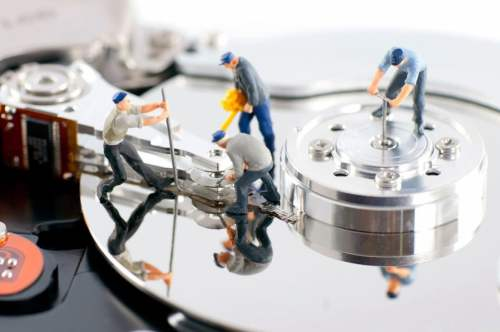 5 Easy Steps to Recover Hard Drive Data after Accidental Formatting