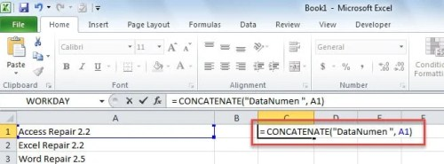 3 Handy Methods to Batch Add a Prefix to Multiple Cells in Excel
