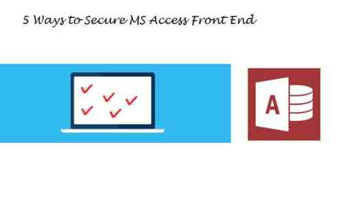 5 Key Ways to Secure the Access Front End