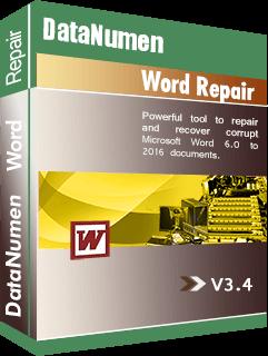 DataNumen Word Repair
