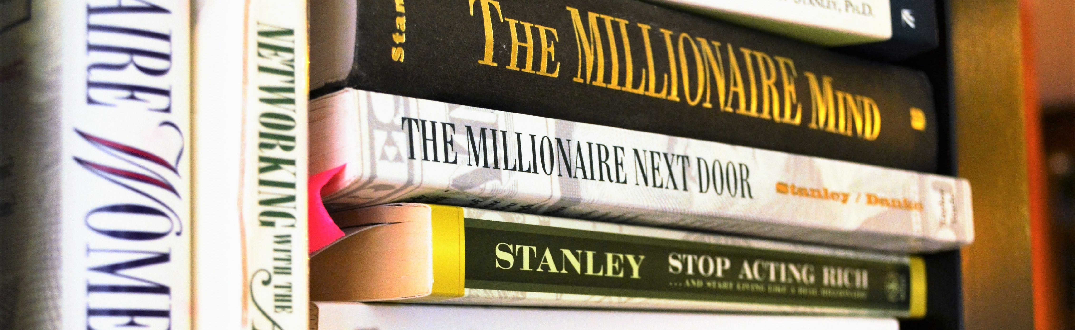 Research and data from The Millionaire Next Door