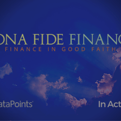 Bona Fide Finance - DataPoints in Action