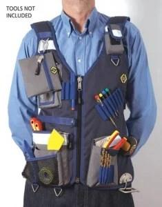 C.K Tool Systems Technician's Vest