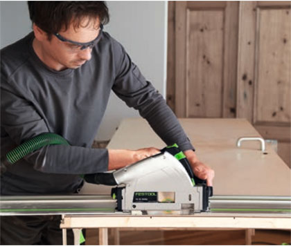 Festool TS55R Plunge Cut Saw