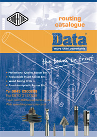 Data's Carb-I-Tool Routing Catalogue