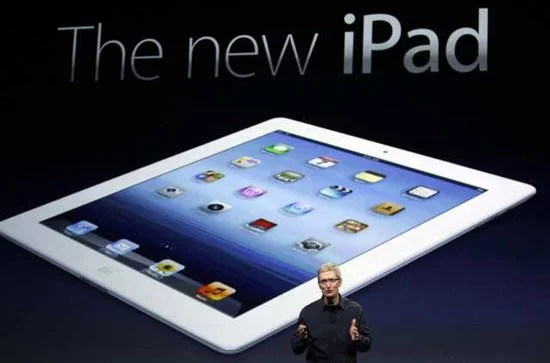 The New iPad – A Sight to See and Touch