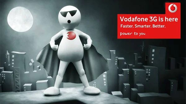 Vodafone 'One Time Trial Packs' - Get Mobile Internet at Rs 25 for 2G and Rs 49 for 3G
