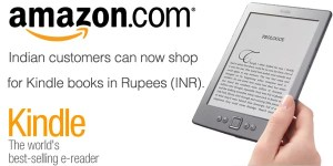 Amazon Launches India Kindle Store and ties up with Croma to retail Kindle