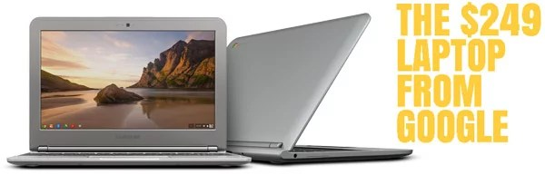 Google brings in ultraportable ARM based Samsung Chromebook for $249