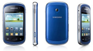 Samsung unveils Galaxy Music and Galaxy Music Duos - 3inch ICS smartphone