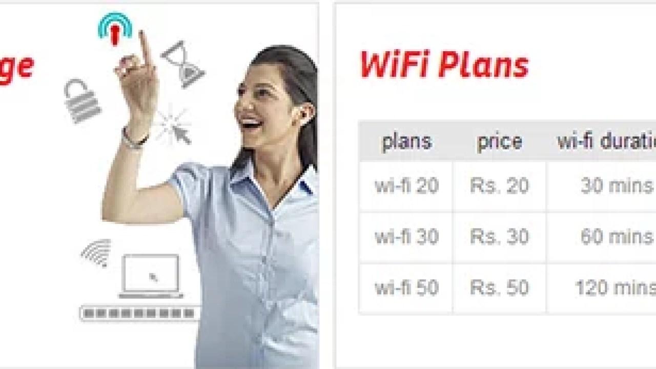 Bharti Airtel launches WiFi hotspots service - 'Airtel WiFi