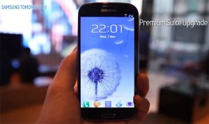Samsung reveals more features on Premium Suite Upgrade for GALAXY S III