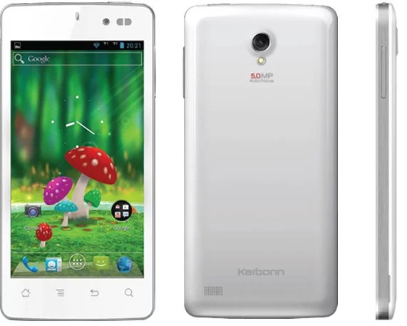 Karbonn S1 Titanium Android smartphone
