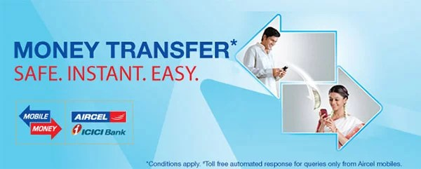 Aircel Mobile Money - Store, Transfer and Spend Money Using Mobile