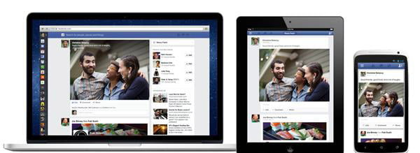 Facebook overhauled the News Feed getting Inspired by Mobile