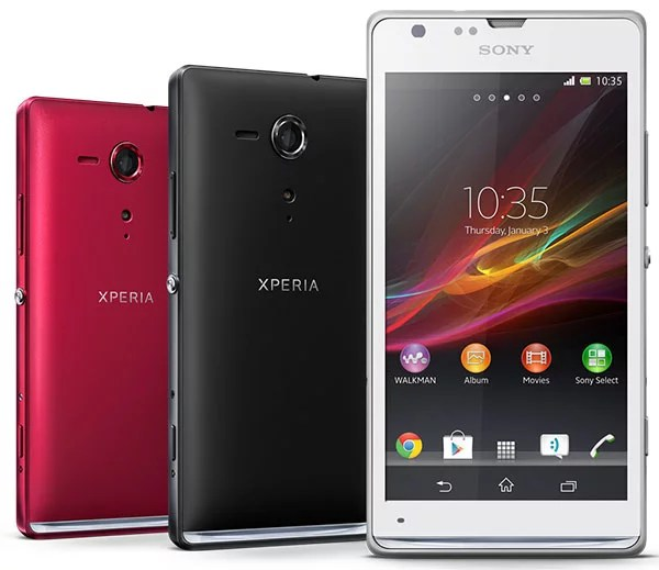 Sony Xperia SP Android Smartphone