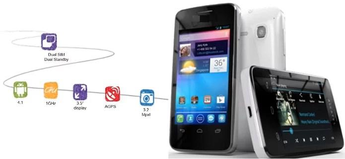 Idea Aurus II 3G Android Smartphone