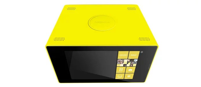 Nokia's first Microwave Oven