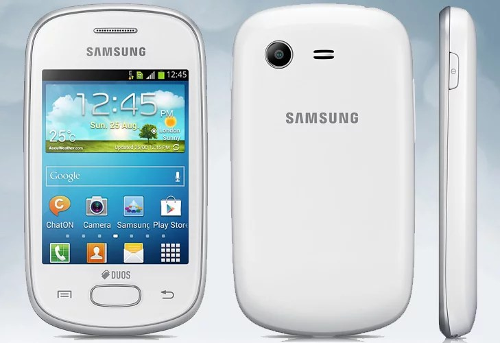 Samsung Galaxy Star - the common man's Galaxy Android Smartphone