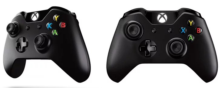 Xbox one gaming controller