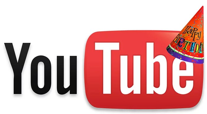 YouTube Celebrates its 8th Birthday -  100 hours of Video Uploaded per Minute