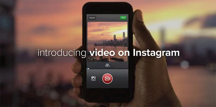Instagram adds Video support - record 15 second videos with Filters