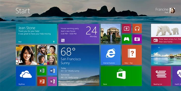 WIndows 8.1 - Visual Treat, Brings back Start Button and Other Fixes [Demo Video]