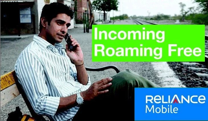Reliance Communications National Roaming Plans
