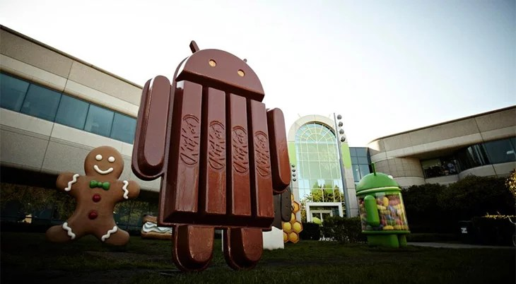 Google surprise, Android 4.4 to be called KitKat - Android Device Activation crosses 1 billion