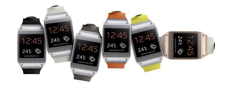 Samsung reveals wearable Galaxy Gear smartwatch - 1.63 display, 1.9MP camera, Gear apps