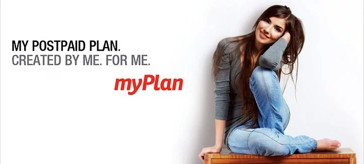 Airtel introduces myPlan that offers Postpaid customer to Create their Own Mobile Plans