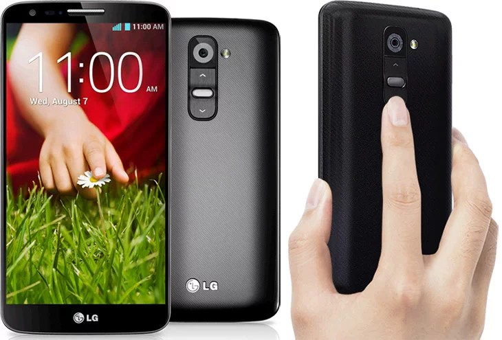 LG G2 (D802) with intuitive rear-key placement and Powerful Hardware [Review]