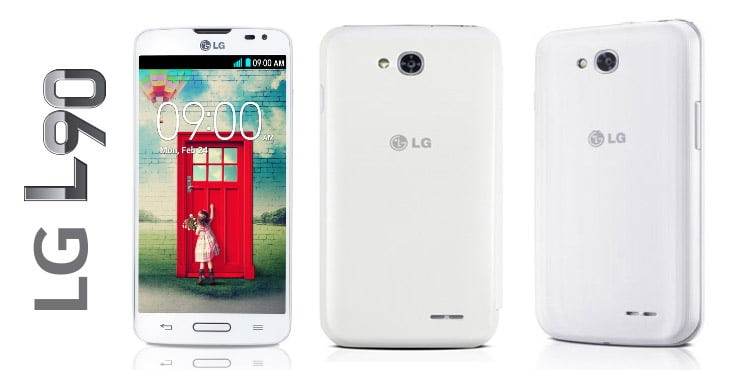 LG L90 Android 4.4 Kitkat Smartphone Price and Specification - India