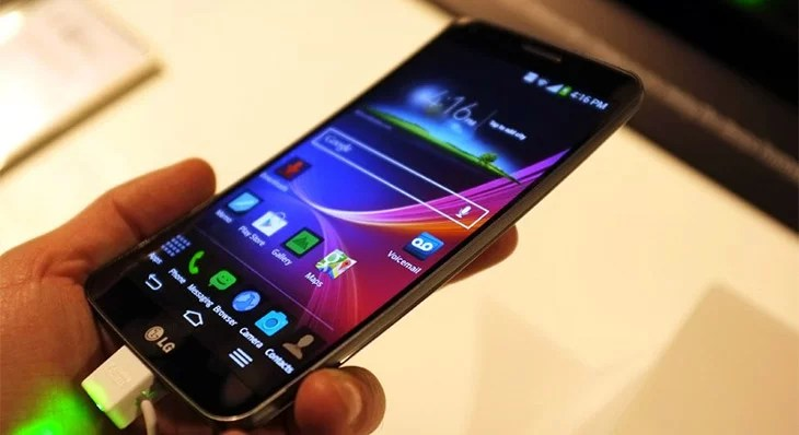 LG G Flex - cutting edge technology with Innovative Design & Features [Review]