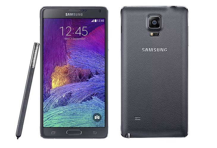Samsung unveils its Next-Gen Phablet the Galaxy Note 4