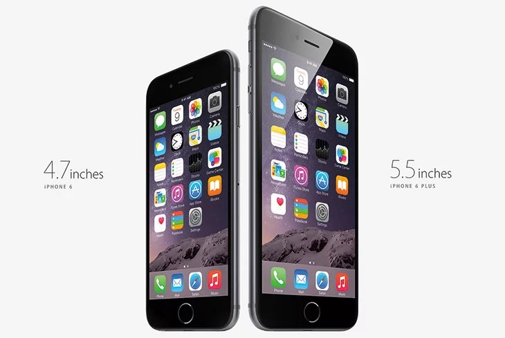 Apple unveils iPhone 6 & iPhone 6 Plus with retina HD display, iOS 8