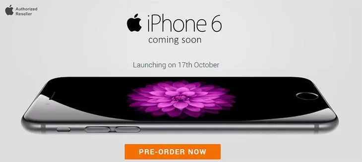 Apple to unveil iPhone 6 with Rs 53,500 and iPhone 6 Plus with Rs 62,500 in India