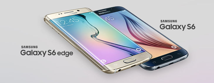 Samsung reveals Galaxy S6 and Galaxy S6 edge with Exynos chip & Premium Metal frame