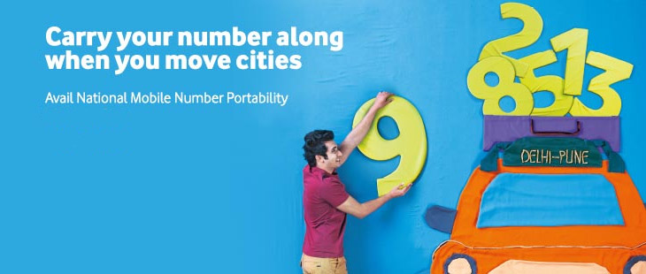 National Mobile Number Portability is Live! Move to any City without Changing your Mobile Number