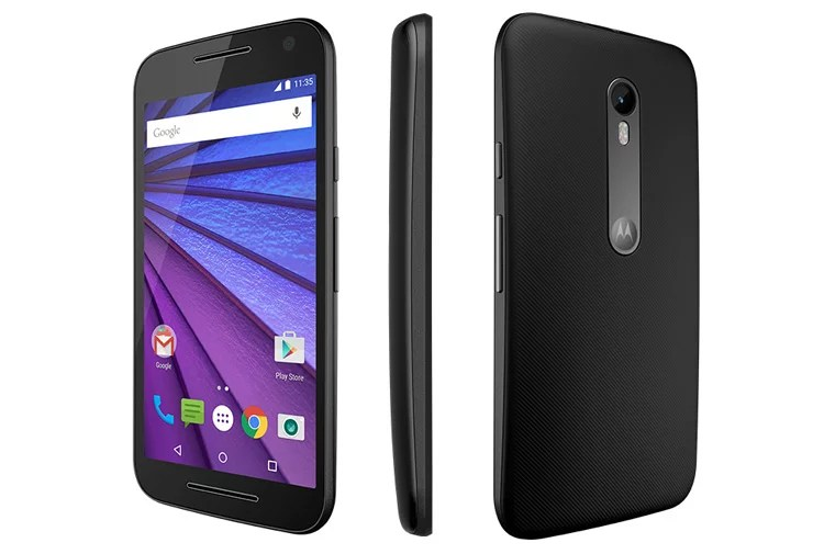 Motorola Moto G upgraded to 3rd Generation - 13MP camera, 4G LTE, prices starts at Rs 11,999