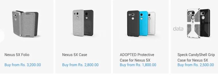 Nexus 5X Cases and accessories