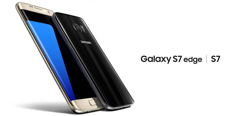 Samsung launches Galaxy S7 edge and Galaxy S7 smartphones