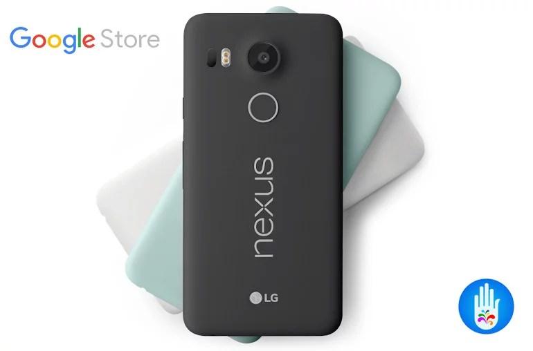 Google India Holi Offer - Get flat Rs 4000 discount on Nexus 5X
